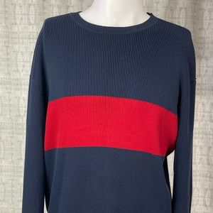 Polo Jeans Co Ralph Lauren Crewneck Ribbed Sweater